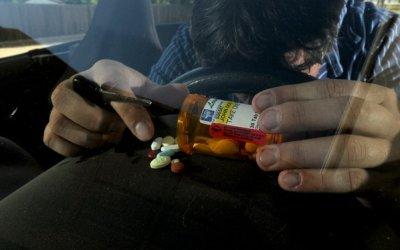 الأدوية والمخدرات وتأثيرها علي السياقة في السويد