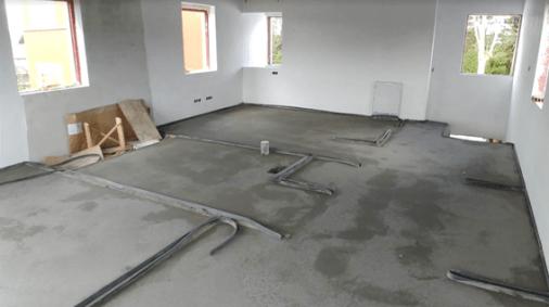 Tipos de suelo en vivienda