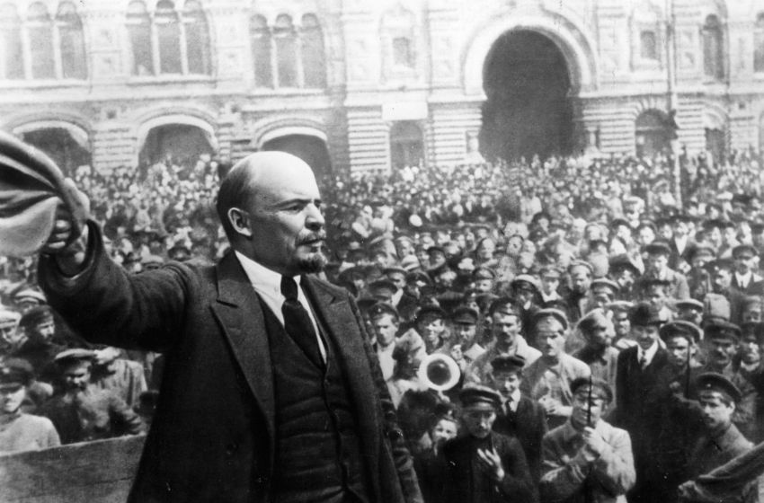 Democracia sem centralismo não tem nada a ver com o bolchevismo