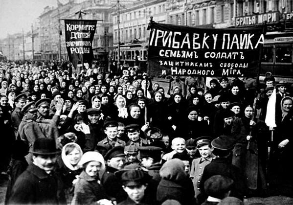 Os bolcheviques e a juventude