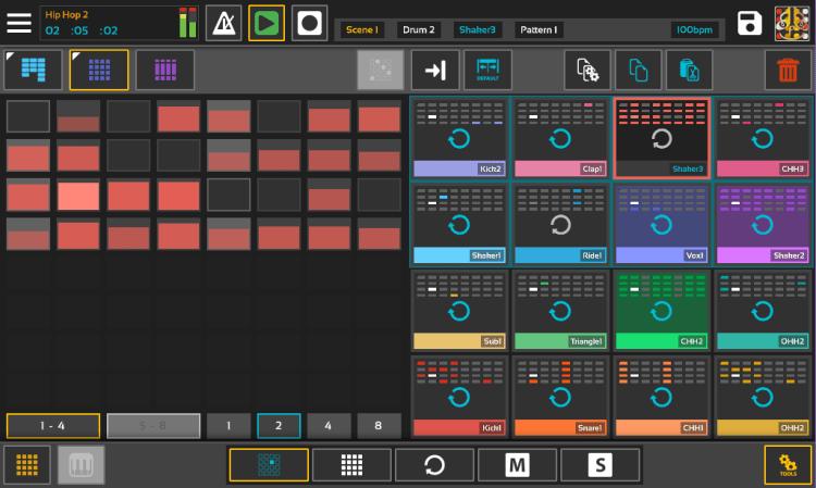 Drum Pad Beats – Teoti Graphix, LLC