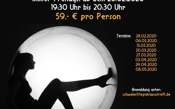 Heels-Dance-Kurs in Schwelm