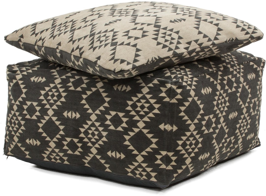 Ikea Teppich 80 X 160 Kayoom Teppich Unwind Pouf And Cushion Set 160 Anthrazit