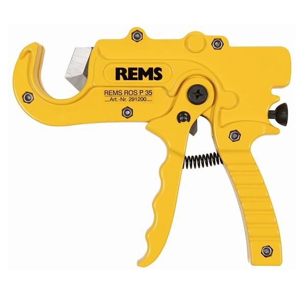 Ножницы для труб REMS ROS P 35