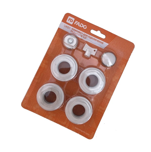 Универсальный комплект FADO UK01 1″ х 1/2″