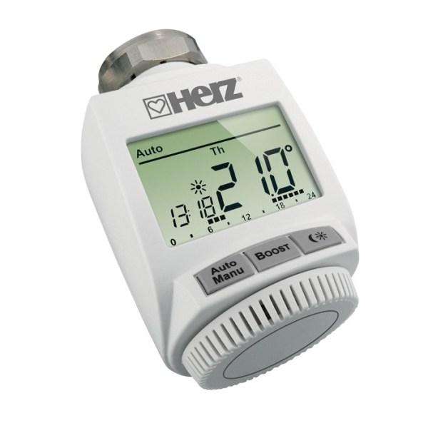 Терморегулятор HERZ ETKF+ с радиоуправлением 1825101 фото