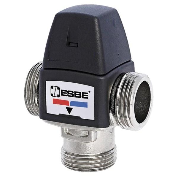 Термостатический смесительный клапан ESBE VTA 362 DN15 (+32…+49°C) фото