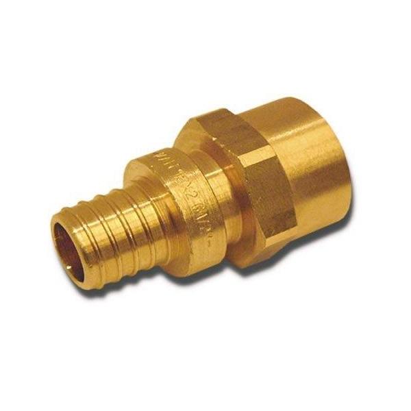 Соединитель KAN-therm Push с манжетой с резьбой внутренней 25×3,5 G1/2″ фото