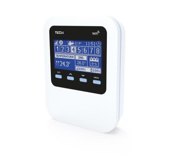 Беспроводной терморегулятор TECH WiFi 8S