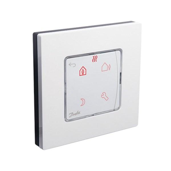 Беспроводной комнатный термостат Danfoss Icon™ RT накладной (088U1081)