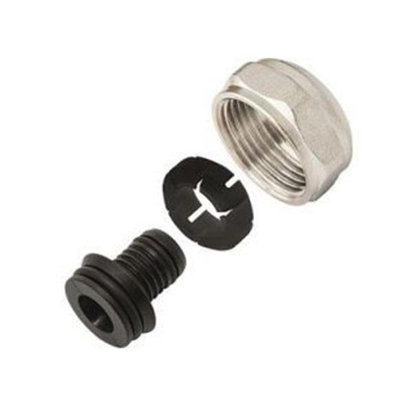 Соединитель конусный KAN-therm 16×2 G3/4″ для многослойных труб фото