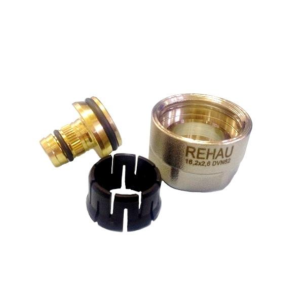 Резьбозажимное соединения RAUTITAN G3/4″ -15