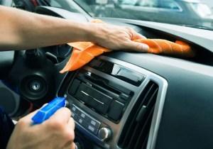 Ošetrenie interiéru vozidla