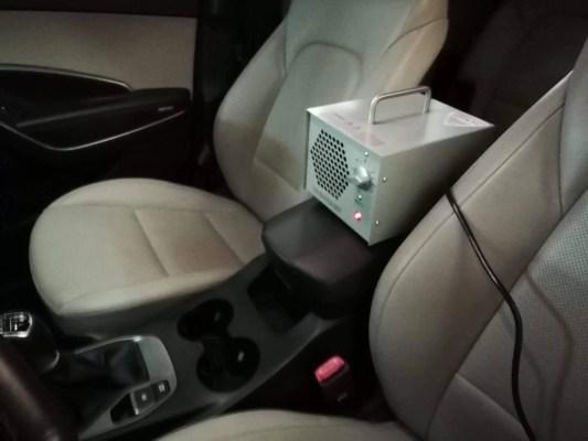 Dezinfekcia klimatizácie auta