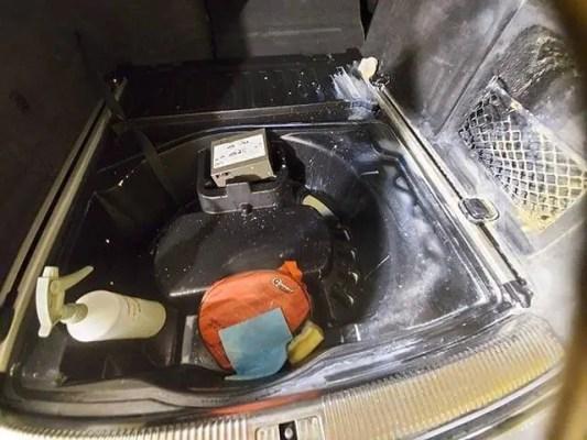 tepovanie auta penetrák