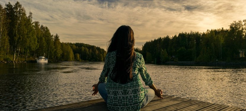 Survey Says Meditation Eases Chronic Pain for Prescription Opioid Users