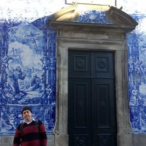 Arte en azulejo Portugal