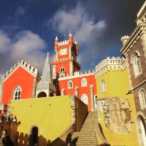 Castillo de Sintra Portugal