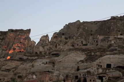 Capadocia, antiguas ciudades en las rocas