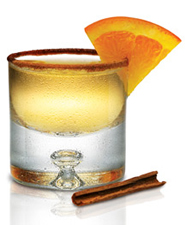 Tequila hecho en Mexico