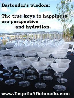 keys to happiness, cleo rocos, tequila