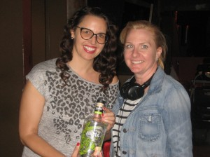 Susan Thompson and Cynthia Macadam, co-producers of Salt, Liquor, Lime.