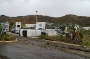 Jessica's Journey Interrupted Due to Hurricane Odile (2/6)