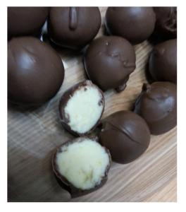 Festive Holiday Recipes, tequila truffles, diva tequila