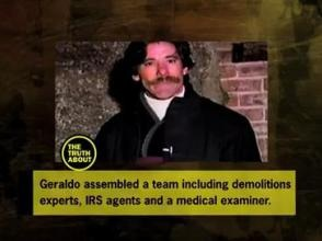 geraldo rivera, Tequila Treasures