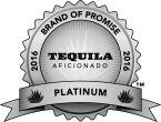 2016 Brands of promise awards for Blanco, Legacy Blanco, Legacy High Proof and Blanco Rustico http://wp.me/p3u1xi-4Ls