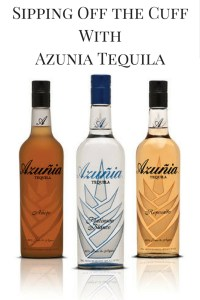 Sipping Off the Cuff | Azunia Tequila Black http://wp.me/p3u1xi-4WZ