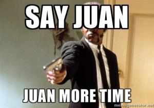 Sipping off the Cuff | Juan More Time Tequila Blanco http://wp.me/p3u1xi-527