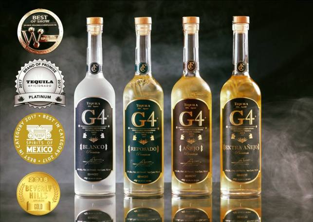 Sipping Off the Cuff | G4 Tequila Anejo [Transcript] https://wp.me/p3u1xi-5Mr