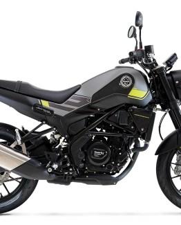 Motocicleta Benelli Leoncino 250cc Modelo 2020