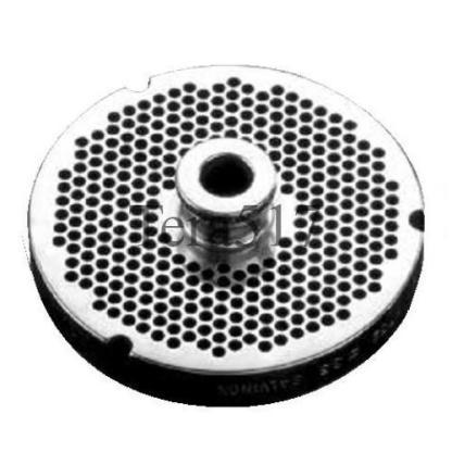 Решетка Salvinox-Salvador Enterprise 12  (3 мм) с центром