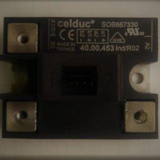 Релетвердотельное  40.00.453Р 1200V 65A для пароконвектоматов серии SCC