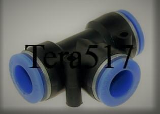Соединитель Т образный UNOX 8 мм TSHAPED FITTING unox
