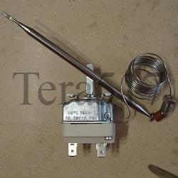 Термостат рабочий 1-фазный 16А 30-90°C (max 95°C) 55.19212.020
