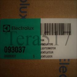 Мотор вентилятор для RUC F16X1C ELECTROLUX FIME C12R00100 093037