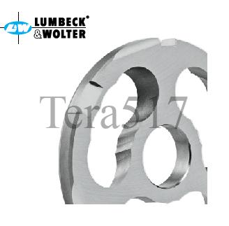 Решетка подрезная R/70 UNGER Lumbeck & Wolter
