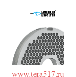 Решетка B/98 UNGER 4.5 мм Lumbeck & Wolter