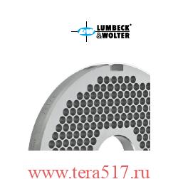 Решетка B/98 UNGER 3.0 мм Lumbeck & Wolter