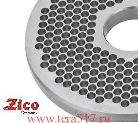 Решетка D/114 UNGER 2.5 мм ZICO