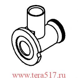 Горловина мясорубки FIMAR AB22AE