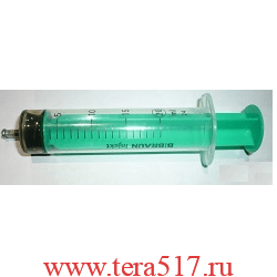 ШПРИЦ HELIA SMOKER