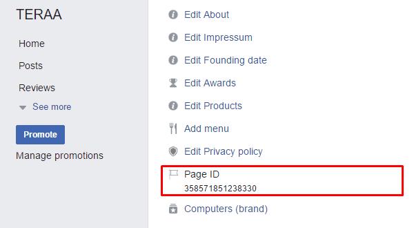 Mengetahui Facebook Admin ID