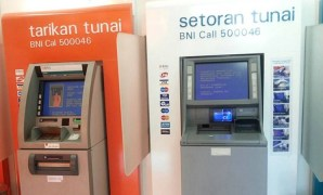 Kegunaan Mesin ATM