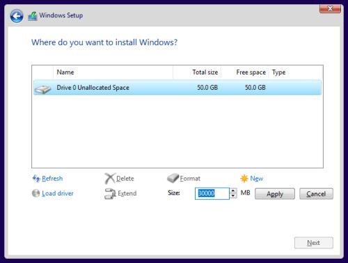 Cara partisi harddisk Windows