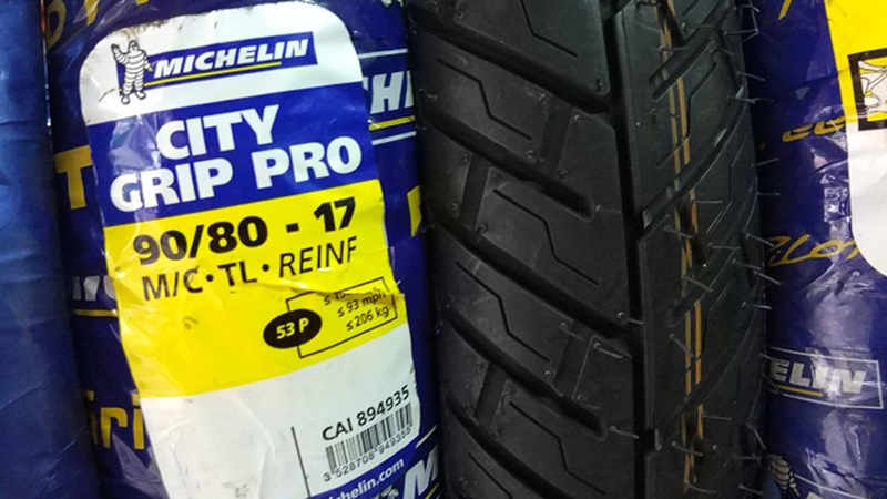 Michelin City Grip Ring 17