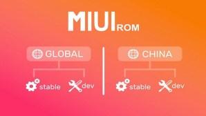 Macam-Macam ROM Xiaomi